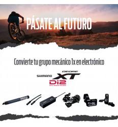 Grupo Shimano XT Di2 1x11v