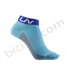 Calcetines Liv Sunny Aqua Blue