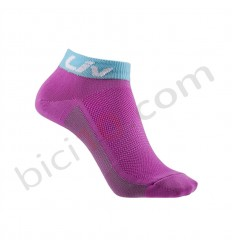 Calcetines Liv Sunny Purple Aqua