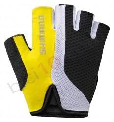Guantes Shimano Air Confort Amarillo