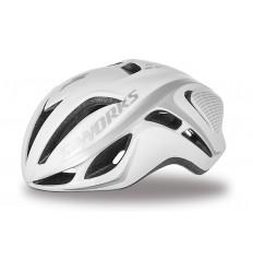 Casco Specialized Evade Tri blanco plata S-Works