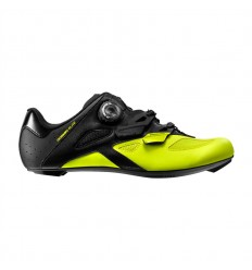 Zapatillas Mavic Cosmic Elite Negro Fluor