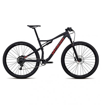 Specialized Epic Comp 29 Negro Rojo