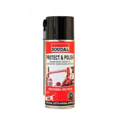 Spray Soudal Proteccion y Pulido 400 ml