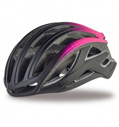 Casco Specialized Prevail II Matte Black Pink S-Works