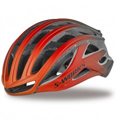 Casco Specialized Prevail II Red Black Fade S-Works