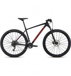 Specialized Chisel Comp Negro Rojo