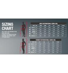 Chaqueta Termica Specialized Element Roubaix Comp Negro Rojo