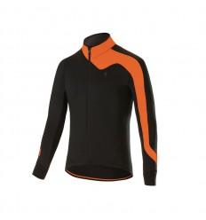 Chaqueta Termica Specialized Element Roubaix Comp Negro Naranja