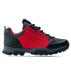 Zapatillas Specialized Tahoe MTB Rojo Negro