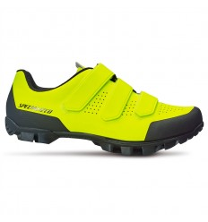 Zapatillas Specialized Sport MTB Amarillo Neon