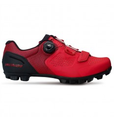 Zapatillas Specialized Expert XC MTB Rojo