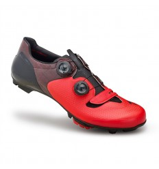 Zapatillas Specialized S-Works 6 XC Rojo