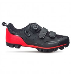 Zapatillas Specialized Comp MTB Rojo