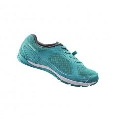 Zapatillas Shimano CW41 mujer verde