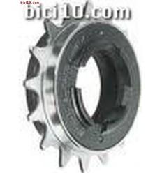 Piñon Shimano BMX de 18 1/2X3/32 Plata Shimano