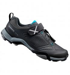 Zapatillas Shimano MT5 MTB Negro