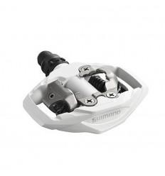 Pedales Shimano M-530 Enduro SPD Blanco
