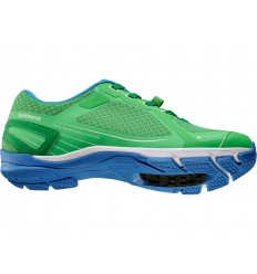 Zapatillas Shimano CT41 MTB CITY verde