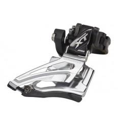 Desviador XT M8025 11X2V - abrazadera alta  / Dual Shimano