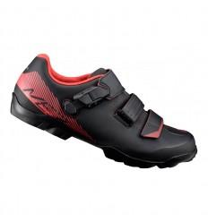 Zapatillas Shimano ME300 SH Negro rojo