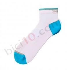 Calcetines Shimano SH Bajos Blancos
