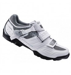 Zapatillas Shimano WM64 Blanco