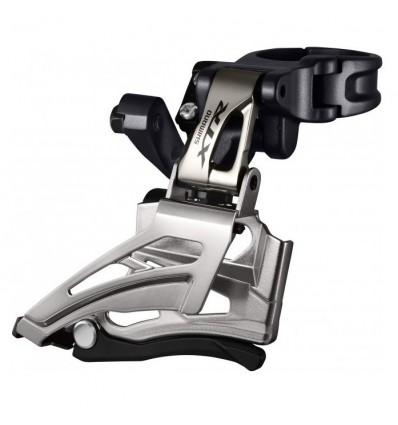 Desviador XTR M9025 11X2V - tipo E / Dual Shimano