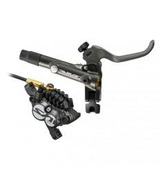 Freno delantero Shimano Saint post mount 1000 mm Metal + Disipador