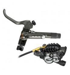 Freno trasero Shimano Saint post mount 1700 mm Metal + Disipador