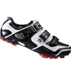 Zapatillas Shimano XC51 MTB blanco