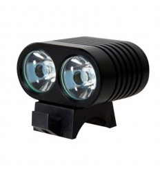 Foco Led Riders Hiro Dual Lens 4500 Lumenes