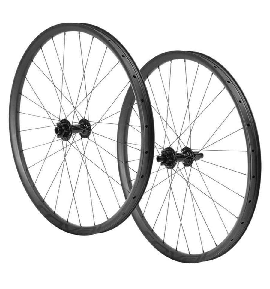 Curva J todo de carbono Ruedas de Cubiertas para el tubeless para 700C Bicicleta de carretera
