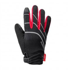 Guantes Shimano Windstopper Insulated Rojo
