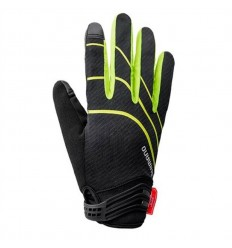 Guantes Shimano Windstopper Insulated Fluor