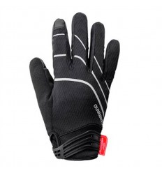 Guantes Shimano Windstopper Insulated Negro