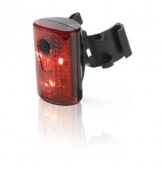 Mini Luz De Seguridad Universal Negra XLC CL-S10