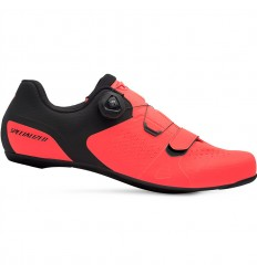 Zapatillas Specialized Torch 2.0 Road Acid Lava Black