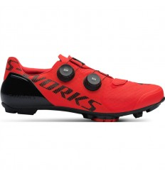 Zapatillas Specialized S-Works Recon Rocket Red