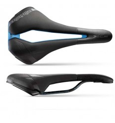 Sillin Selle Italia X-LR E-Bike Superflow negro azul L3