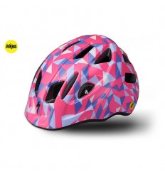 Casco Specialized Mio Mips Acid Pink Geo