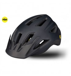 Casco Specialized Shuffle Youth Led Mips Black