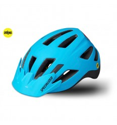 Casco Specialized Shuffle Child Led Mips Nice Blue