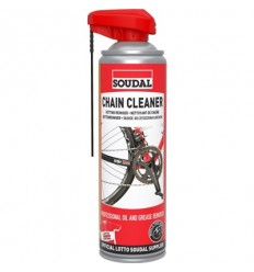 Spray Soudal Limpiador de Cadenas 500 ml