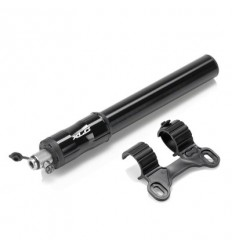Mini hinchador MTB aluminio negro XLC PU-A10