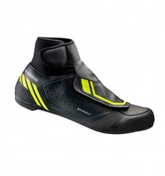 Zapatillas Shimano Invierno RW5 Negro Fluor