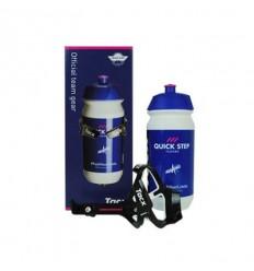 Kit Portabidon Tacx Ciro + Bidon Quick Step