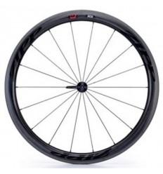 Rueda Zipp delantera 303 Firecrest Carbon Disc Tubeless 650B negro