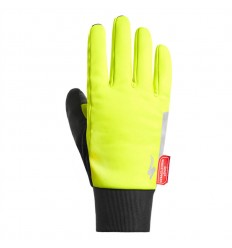 Guantes Specialized Element 1.0 Invierno Neon Yellow