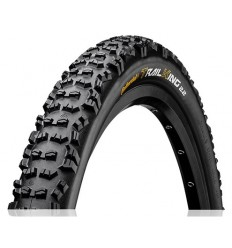 Cubierta Continental Trail King 27,5X2.40 Rigida negra
